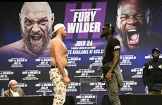Deontay Wilder fight postponed after Tyson Fury tests positive for coronavirus