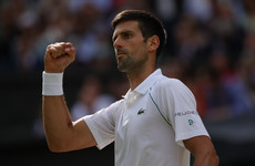 Djokovic sets sights on history as he commits to Tokyo Olympics