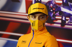 Norris 'not in the perfect condition' for British GP after 'scary' Wembley mugging