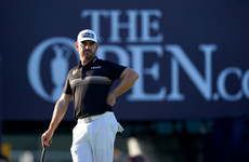 Louis Oosthuizen boasts two-shot lead after setting Open halfway total record