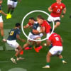 Erasmus flags two Farrell tackles in response to Gatland's 'reckless' claim