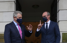NI political leaders hold 'robust' talks, co-chaired by Coveney, on Troubles legacy plans