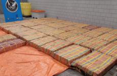 Dutch Customs find €225m of cocaine hidden inside a shipment of banana puree