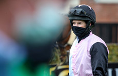Rachael Blackmore taken to hospital for assessment on leg injury after heavy fall