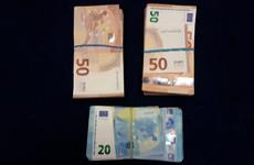 Gardaí seize cash, designer clothing and electronics in drug raids