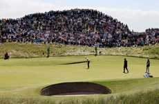 McIlroy relieved just to make the cut at the Open, Lowry in contenion after stunning 65
