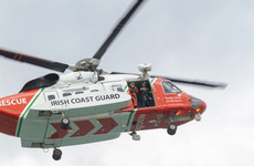Three swimmers rescued after getting into difficulty off Doonbeg