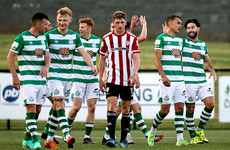 Remarkable second-half comeback sees Rovers come out on top of six-goal thriller in Derry