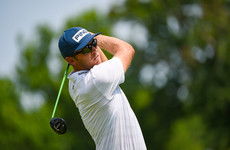Seamus Power's glittering PGA Tour form continues as he sits third in Kentucky