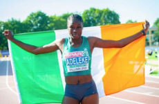 Adeleke: 'I'm just so happy to be able to come here and perform and do my country proud'