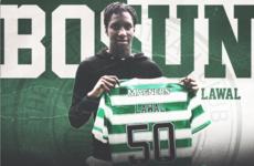 Promising Irish U21 international completes move to Celtic