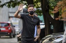 Giroud completes move to AC Milan