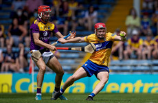 Clare's fast start key as they end Wexford's season in All-Ireland hurling qualifier