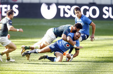 De Allende impresses but South Africa A lose to Jake White's Bulls