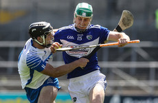 Waterford survive big scare against Laois to advance in hurling qualifiers
