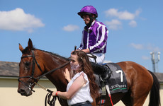 Snowfall pours it on at the Curragh for Oaks double