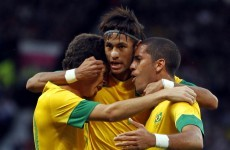 Olympic football: Brazil on course for Olympic glory