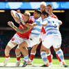 Wales' season ends with disappointing defeat to impressive Pumas