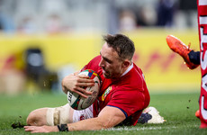 Conan among the tries as Lions finish Test build-up with win over Stormers