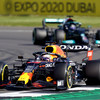 Lewis Hamilton's poor start sees Max Verstappen win F1's inaugural Sprint race