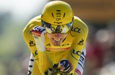 Pogacar effectively seals second straight Tour de France title