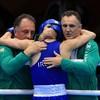 'I'm just warming up' says Michael Conlan after quarter-final win