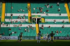 Celtic suffer narrow friendly defeat to Preston as fans return to Parkhead