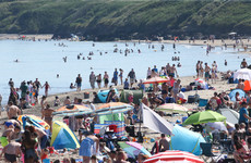 With sweltering heat expected to continue, Met Éireann issues 'high temperature advisory'