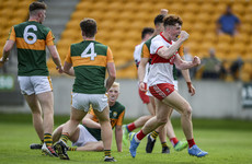 Last minute penalty hands Derry dramatic All-Ireland final win over Kerry