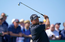 Koepka makes late charge, Lowry climbs leaderboard at the Open