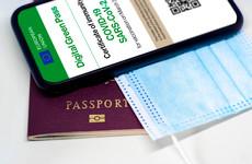 Irish passport holders in Northern Ireland will not be able to use EU Digital Covid Cert