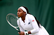 Coco Gauff pulls out of Olympics in Japan after testing positive for Covid-19