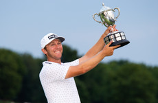 'This changes everything for me' - Séamus Power wins first PGA Tour title after playoff epic