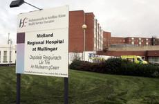 Mullingar hospital nurses protest over understaffing and workload