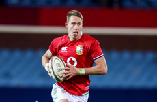 Williams on track to return from head injury for Lions' first Test