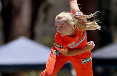 The Irishwoman who took a bold decision to pursue a cricket career Down Under