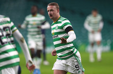 Griffiths back in contention for Celtic after police probe, Ireland U21 midfielder Connell included for European tie