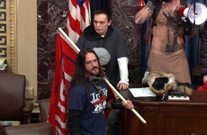 US Capitol rioter sentenced to eight months in jail