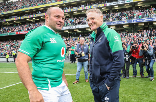 Best defends Schmidt's 'pressurised' Ireland environment following Tuohy criticism