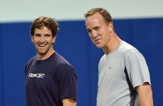 Manning brothers Peyton and Eli to co-front 'alternate' ESPN Monday Night Football broadcasts