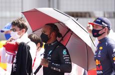 Red Bull considering protest against Hamilton's British GP punishment