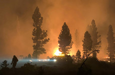 Oregon wildfire: Biggest inferno in US is now larger than the city of Los Angeles