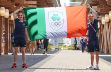Harrington and Irvine to carry Irish flag at Olympics opening ceremony