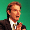 Tony Blair's 1997 Famine message was ghost-written by aides as he couldn't be contacted
