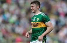 Doubts over James O'Donoghue's Kerry future as forward steps away from squad