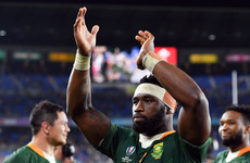 Kolisi back as captain as Springboks name team for opening Test of Lions series