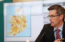 Coronavirus: 1,110 new cases confirmed in Ireland
