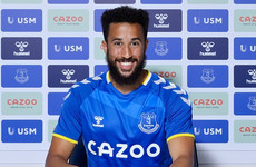 Benitez makes free agent Townsend his first Everton signing