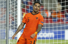 Kluivert joins Nice on loan deal from AS Roma