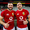 Henshaw, Furlong and Conan start for Gatland's Lions in the first Test